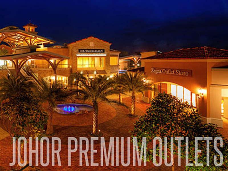 JOHOR PREMIUM OUTLETS PACKAGE