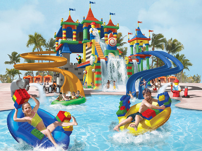 LEGO LAND WATER PARK PACKAGE